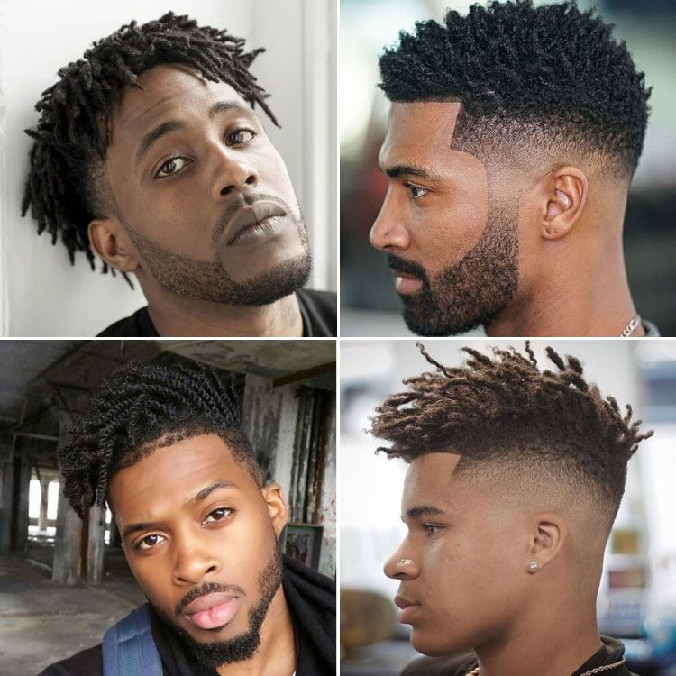 The 24 Dopest Hairstyles For Black Men In 2020 2021 Men Hairstyles Baospace