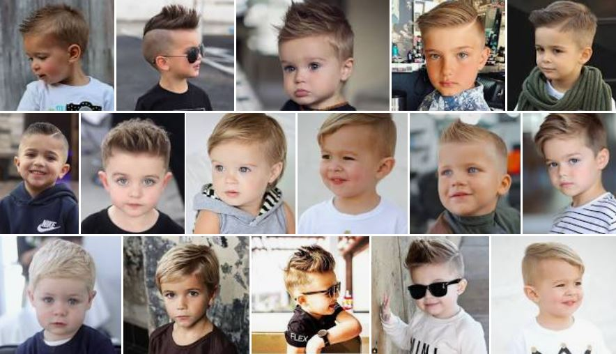 hairstyles and haircuts for boys 2021