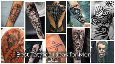 The 23+ Stunning Tattoo Ideas for Men in 2021 | Best Tattoos Designs