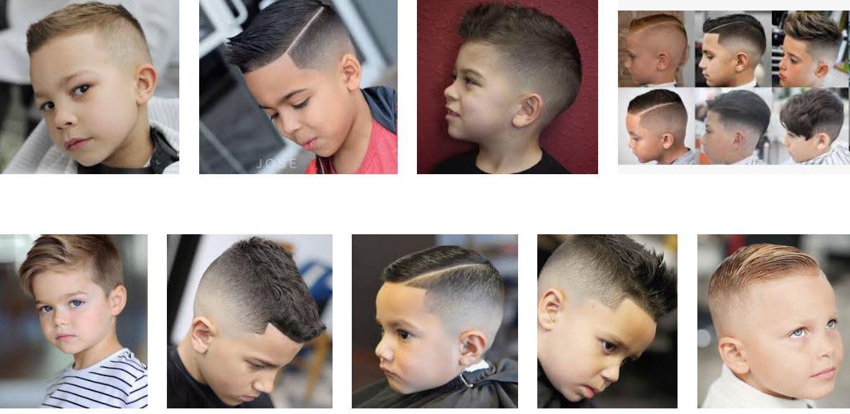 baby boys fade haircuts