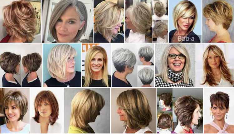 hairstyles and haircuts for women over 50 in 2021