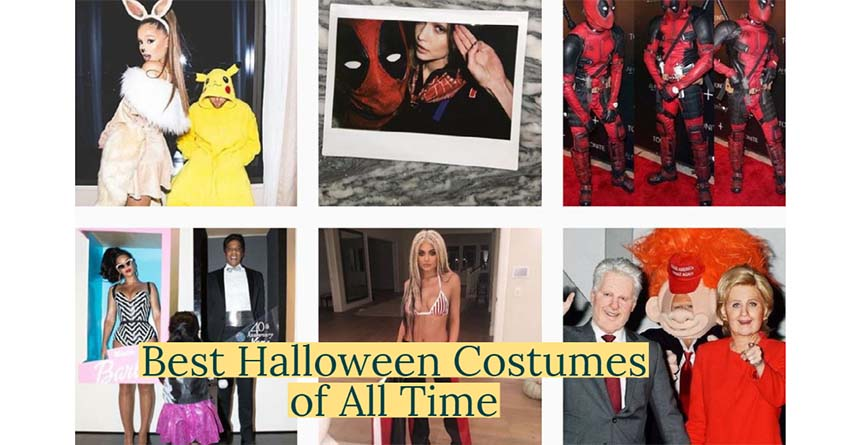 Best Hallowween costumes ideas for 2021