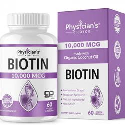 biotin hair growth pill